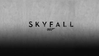 PREMIERA: James Bond - Skyfall
