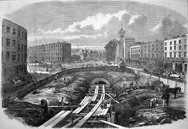 Sarbatorirea a 150 de ani de la aparitia primului metrou britanic
