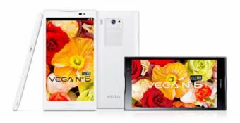 Pantech Vega No 6 - cel mai mare smartphone din lume