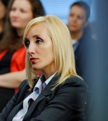 Alina Necula, noul Head of Marketing & Sales al ADAMA