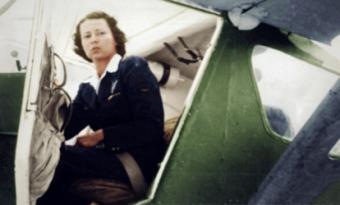 Mariana Dragescu, simbolul feminin al Aviatiei Romane, a murit