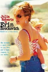 Julia Roberts patimasa in productia Erin Brockovich