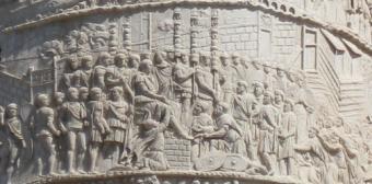 Lectia de istorie - Columna lui Traian