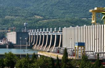 La Portile de Fier ale Dunarii