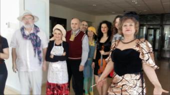SENIORII IN DIRECT LA TARGOVITE- Interviu de Viorica Predosan
