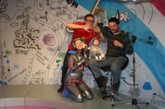 Radio Romania Junior, din spatele vocilor