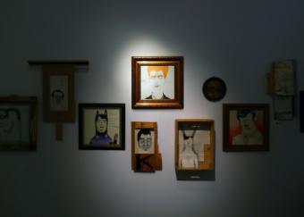 Galeria Anca Poterasu - Invitatie la expozitia Mentors