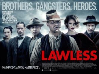 PREMIERA IN ROMANIA: Lawless